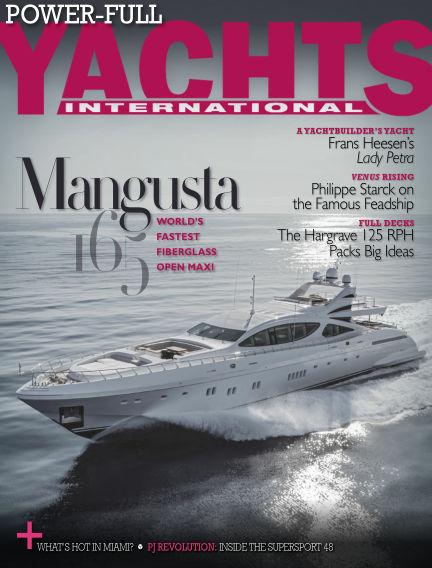 Yachts International February 19, 2013 00:00