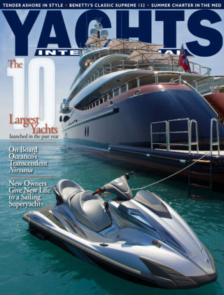 Yachts International July / Aug 2013
