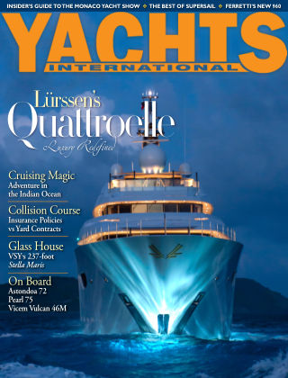 Yachts International Sept / Oct 2013