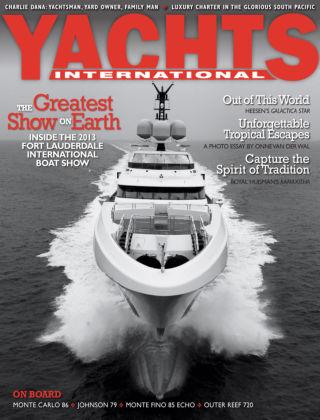 Yachts International Nov / Dec 2013