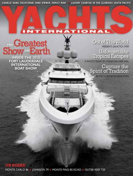 Yachts International October 22, 2013 00:00