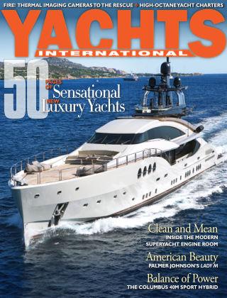 Yachts International Jan / Feb 2014