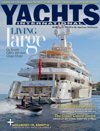 Yachts International July / August 2014