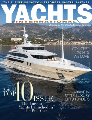 Yachts International July / August 2014