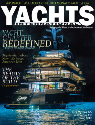 Yachts International Sep / Oct 2014