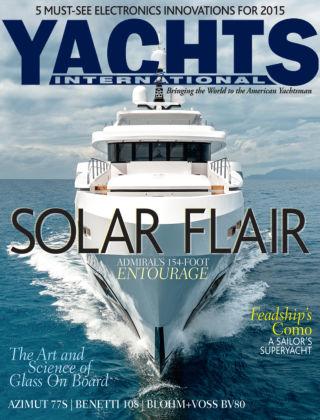 Yachts International Jan / Feb 2015