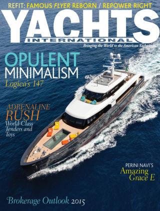 Yachts International March 2015