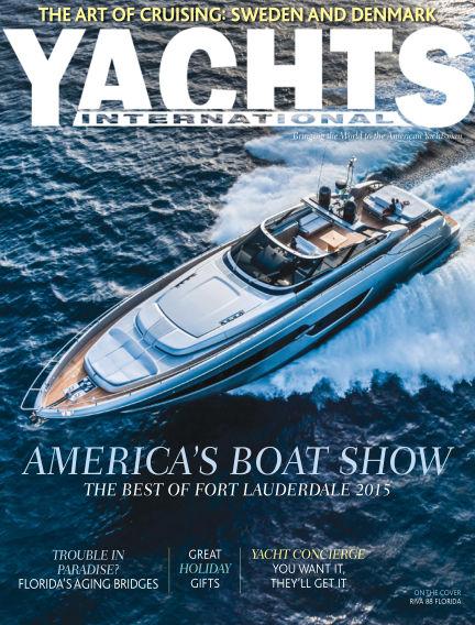 Yachts International October 20, 2015 00:00