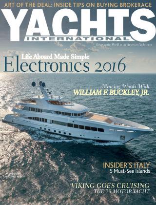 Yachts International Mar 2016