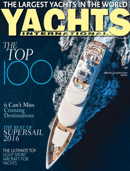 Yachts International July 19, 2016 00:00