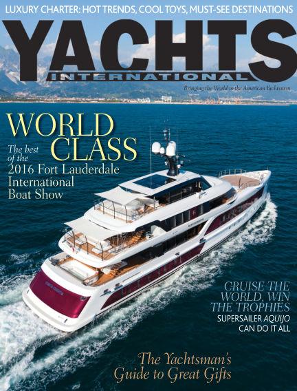 Yachts International October 18, 2016 00:00