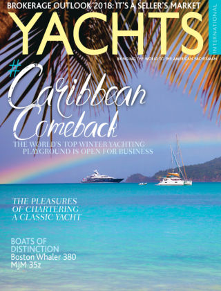 Yachts International Mar 2018