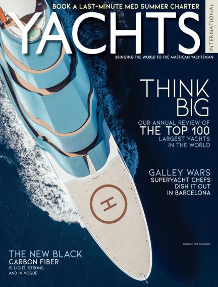 Yachts International July 10, 2018 00:00