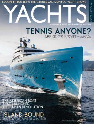 Yachts International Sept - Oct 2018