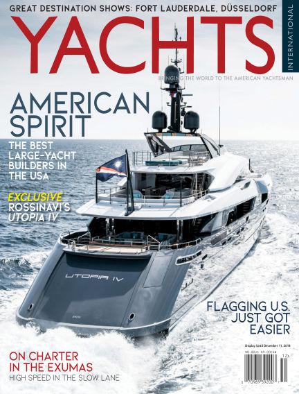 Yachts International October 16, 2018 00:00
