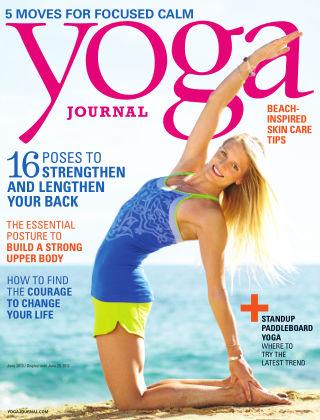 Yoga Journal June 2013