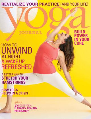 Yoga Journal November 2013