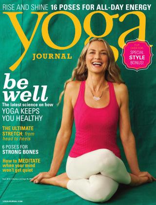 Yoga Journal September 2013