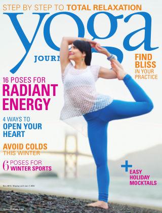 Yoga Journal December 2013