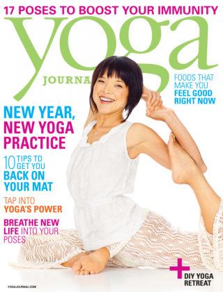 Yoga Journal February 2014