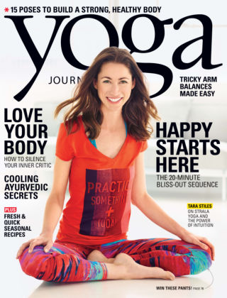 Yoga Journal July / August 2014