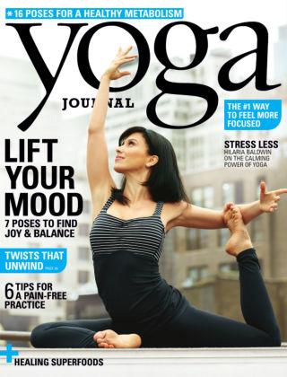 Yoga Journal September 2014