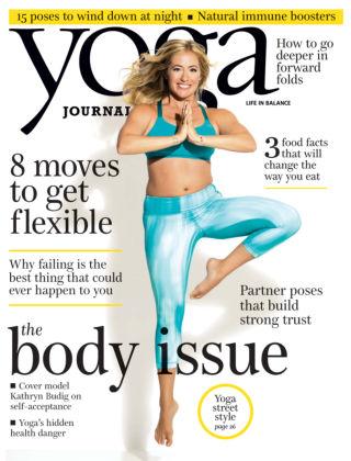 Yoga Journal October 2014