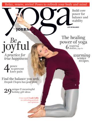 Yoga Journal December 2014