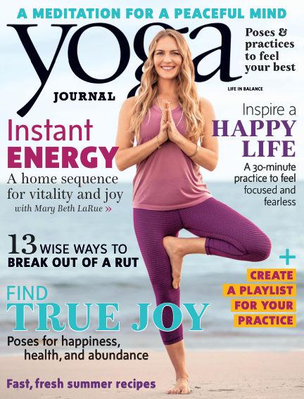 Yoga Journal Abo Das Beste Angebot Gibt Es Bei Readly
