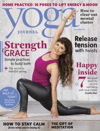 Yoga Journal Dec 2016