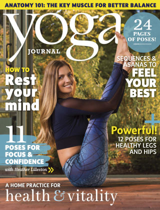 Yoga Journal Jan-Feb 2017