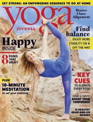 Yoga Journal Jul-Aug 2017
