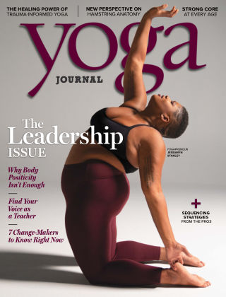 Yoga Journal Jan 2019