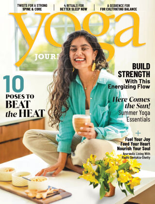 Yoga Journal July August