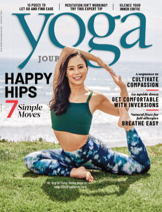 Yoga Journal September October
