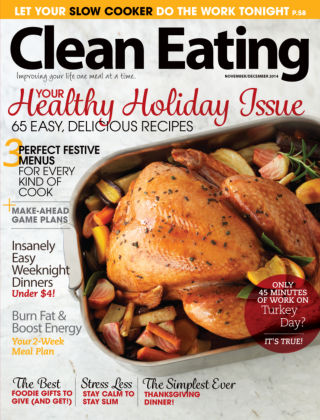Clean Eating December 2014
