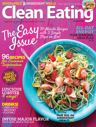 Clean Eating August 2014
