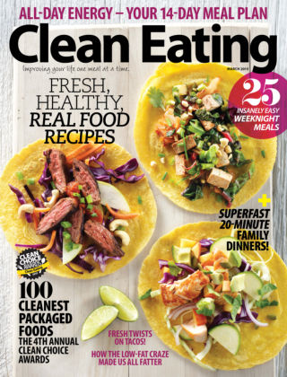 Clean Eating March 2015