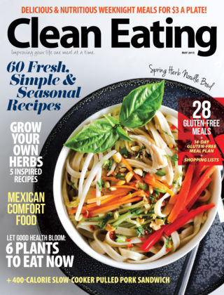 Clean Eating May 2015