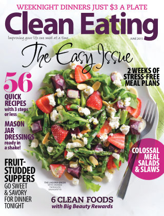 Clean Eating June 2015