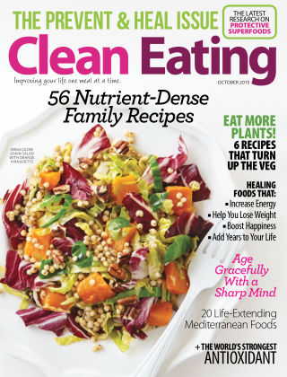 Clean Eating October 2015