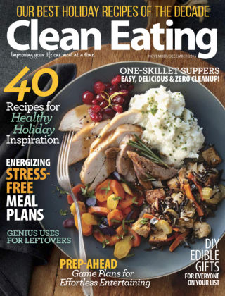 Clean Eating Nov-Dec 2015