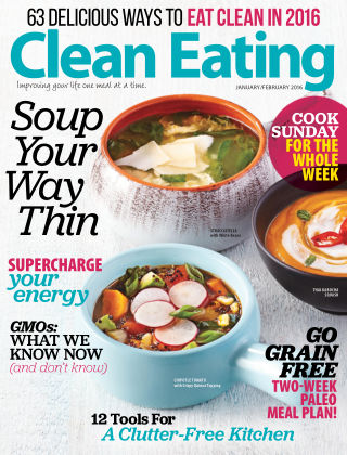Clean Eating Jan-Feb 2016