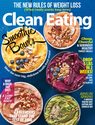 Clean Eating Apr 2016