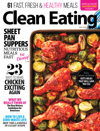 Clean Eating May 2016