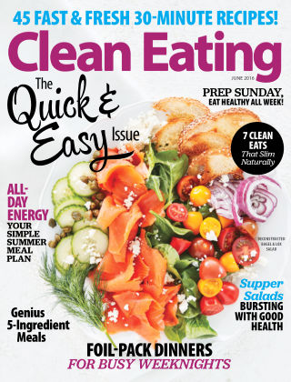Clean Eating Jun 2016