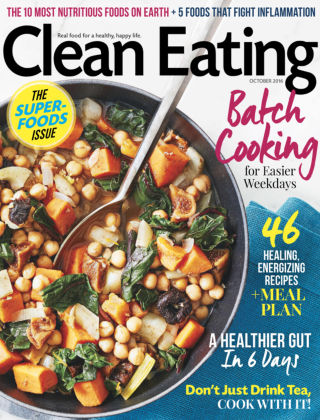Clean Eating Oct 2016