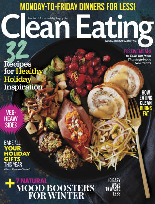 Clean Eating Nov-Dec 2016