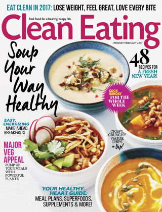 Clean Eating Jan-Feb 2017