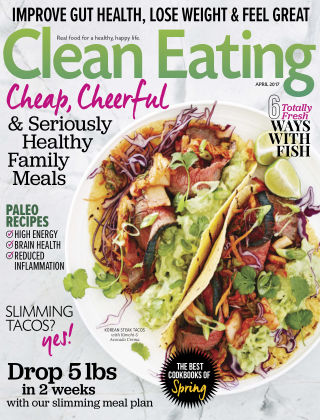 Clean Eating Apr 2017
